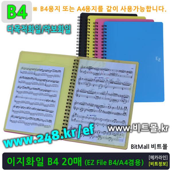 이지화일 20 B4 (EZ File 20p/B4)